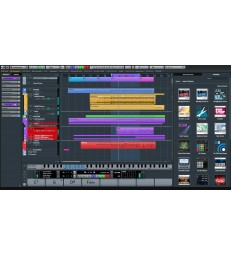 "Corso Steinberg Cubase Pro 9 ""Advanced"""