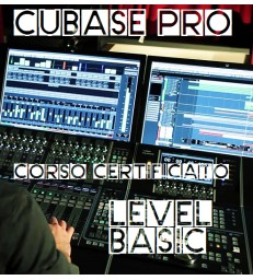 "Corso Cubase Pro 9.5 ""Basic"""
