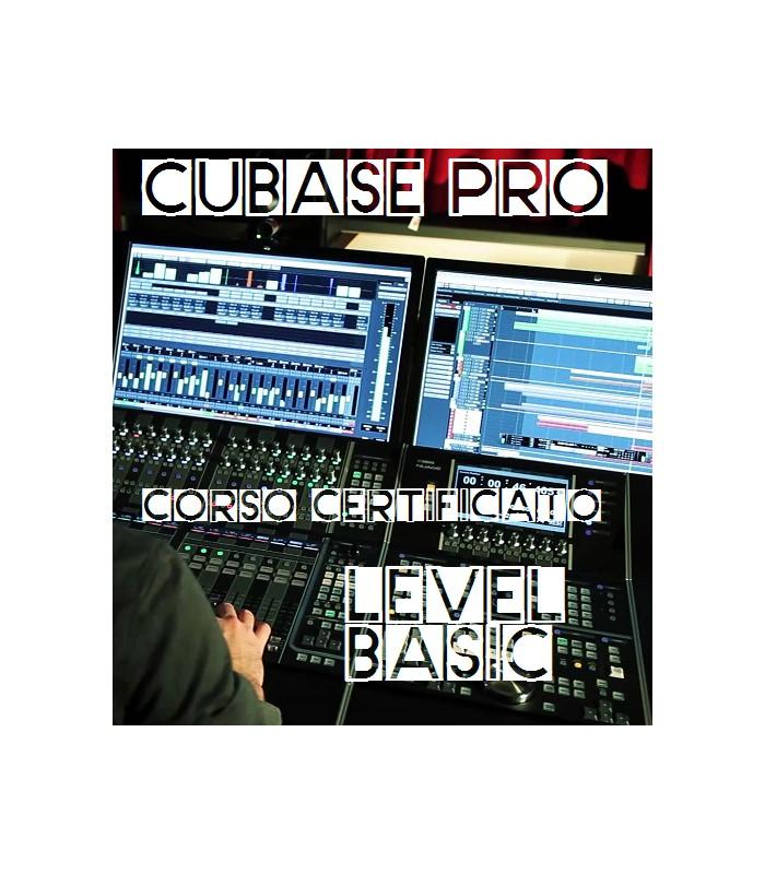 "Corso Steinberg Cubase Pro ""Basic"""