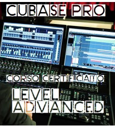 "Corso Steinberg Cubase Pro ""Advanced"""