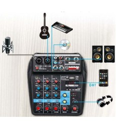 AUDIODESIGN PAMX.1.21 UK MIXER BLUETOOTH