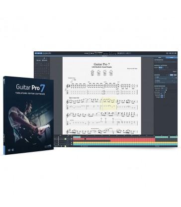 AROBAS Guitar Pro 7