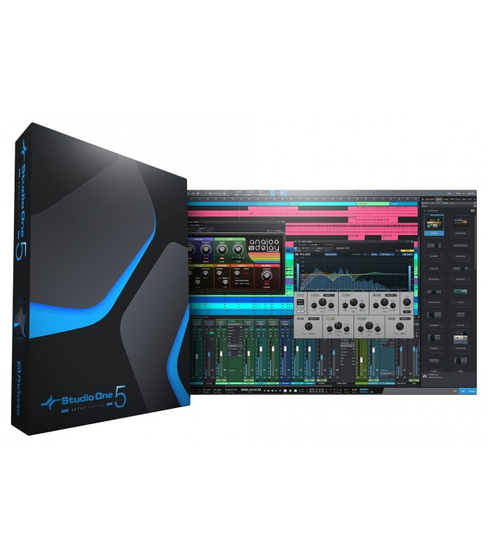 Presonus Studio One 5