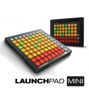 Novation LaunchPad Mini MKII